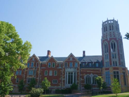 Image of Vanderbilt University in Hillsboro-West End, Nashville