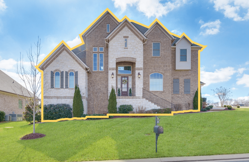 Image of a home in Nashville that has sold.