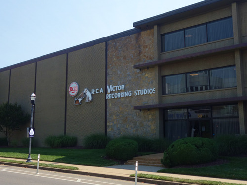 Image of Historic RCA Studio B in the Midtown neighborhood of Nashville