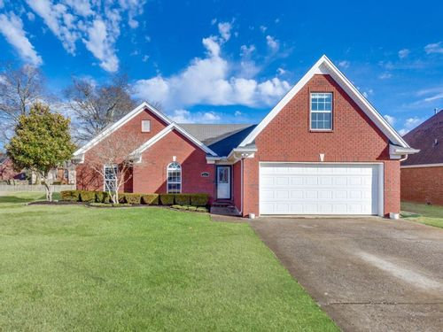 Image of a single family home in Murfreesboro Tennessee